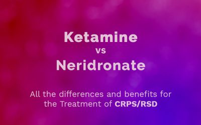 Neridronate vs Ketamine for CRPS