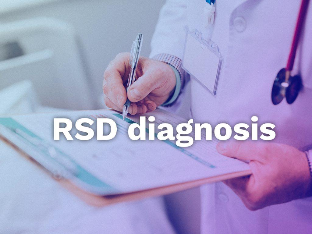 rsd diagnosis