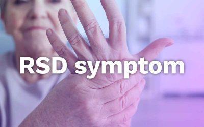 Rsd Symptoms