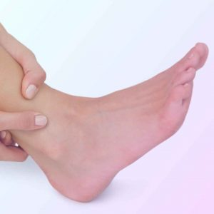 crps symptoms foot