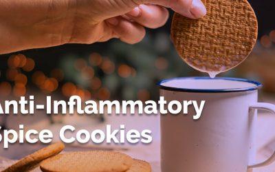 Anti-Inflammatory Spice Cookies
