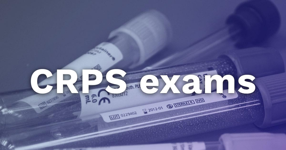 crps exam