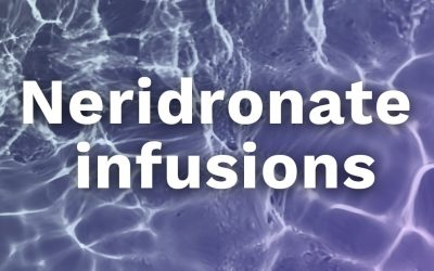Neridronate Infusions