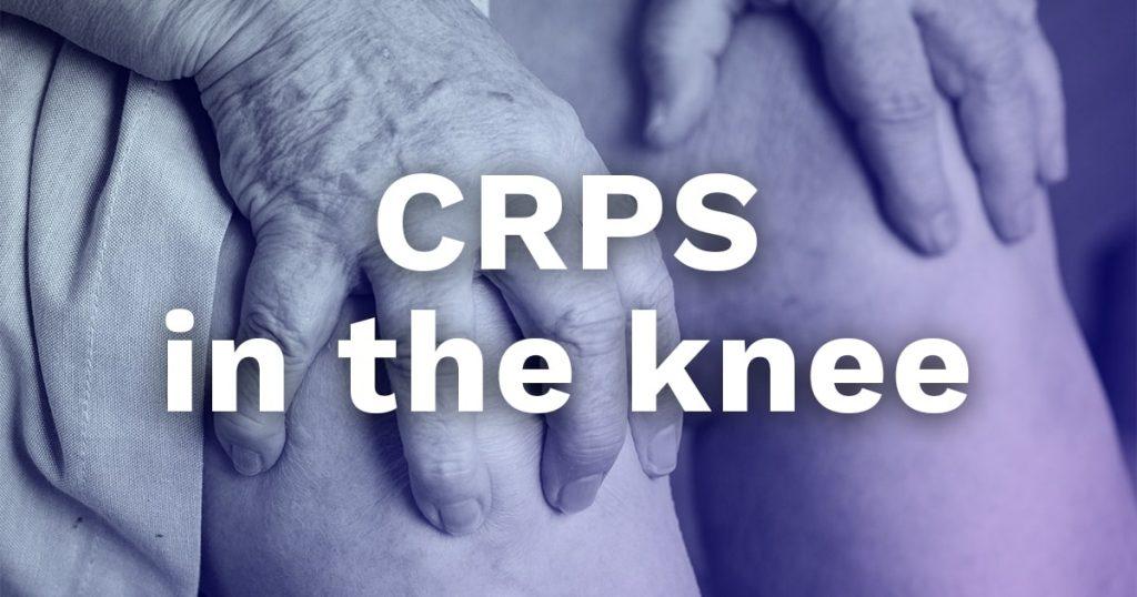 crps knee